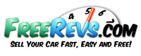 Free Revs, Sell your car for free.